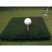 Buy cheap 9000Dtex 40mm Golf Artificial Grass UV- resistant Synthetic Lawn Turf from wholesalers