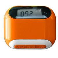 Buy cheap Solar pedometer with distance and calorie function from wholesalers