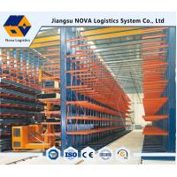 Buy cheap Blue Orange double sided cantilever rack High Customized Supply Chain 800 mm Length from wholesalers