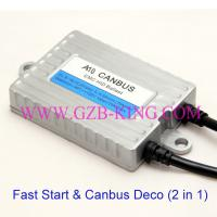 Buy cheap 35Watts canbus & fast start (2 in 1)HID ballast product