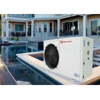 Buy cheap FGB RoHS 12KW EVI Heat Pump / Hot Tubs Outdoor Air To Water Heat Pump from wholesalers