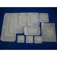 Buy cheap Non woven adhesive wound dressing wound plaster from wholesalers