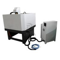 Buy cheap 3D Metal Mold CNC Router for Sale with 600*600mm Working Area/Heavy Duty from wholesalers