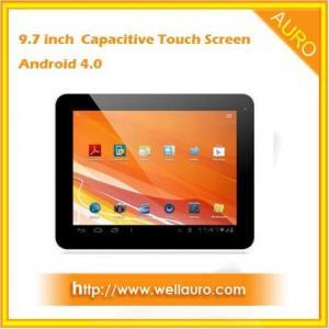 9.7 Inch Android 4.0.3 IPS Screen 1GB RAM 8GB Dual Camera ...
