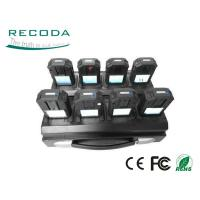 Buy cheap 8 Ports Law Enforcement Body Worn Camera Docking Station For Data Collection from wholesalers