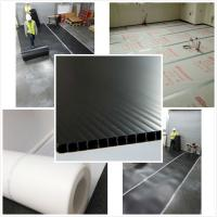 Buy cheap Waterproof Floor Protection Boards / Pp Construction Protection Sheet from wholesalers