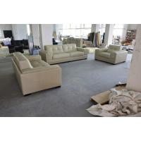 Buy cheap Sectional genuine leather sofa furninture 1+3+chaise h993 from wholesalers