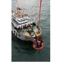 Buy cheap Nylon Net personnel transferring basket at oil platform from wholesalers