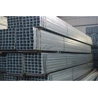 Buy cheap Small Size Galvanized Steel Pipe / Round / Rectangle / Square GI Pipe for Structure Frames from wholesalers