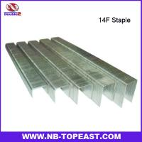 Buy cheap 14F Staples Series for Pneumatic Gun 4mm,6mm,8mm,10mm,12mm,14mm,16mm from wholesalers