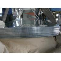 Buy cheap Hot Dipped Galvanized Steel Sheet / Sheets , Big Spangle For Outer Walls from wholesalers