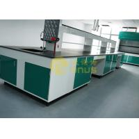 Buy cheap Molded marine edge laboratory countertops for chemical engineering science from wholesalers