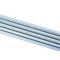 Buy cheap Long Metric Full Threaded Rod Carbon Steel Material M4 / M5 / M8 / M10 from wholesalers