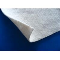 Buy cheap 100GSM to 1000GSM polyester nonwoven geotextile with 1-6 meter wide from wholesalers