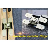 Buy cheap antique brass plating 180 degree hinge adjustable hinges concealed door hinge from wholesalers