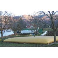 Buy cheap Durable 0.8mm Flexible PVC TPU Tarpaulin Water Bladder Tanks, used for storing water, gas, biogas, oil, industry water from wholesalers