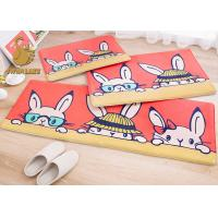 Quality Eco friendly Tear Resistant Safe Cartoon Character Rugs For Children for sale