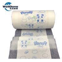 Buy cheap China Manufacturer Super Soft Diaper Backsheet Full Breathable Lamination Film from wholesalers