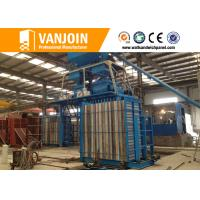 Buy cheap Professional Wall Panel Forming Machine Fast Construction Bricks from wholesalers