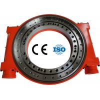 Buy cheap High Quality Excavator Large Torque Worm Gear Slew Drive Made in China from wholesalers