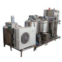 Buy cheap Long Shelf Life Dairy Drinking Yogurt Production Line Automatic Complete Pasteurised from wholesalers