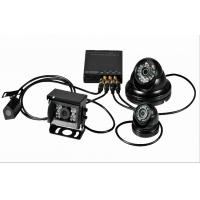 Buy cheap Taxi / Police Car 3G GPS WIFI Full HD 1080p 4 Camera Car DVR with SD Card from wholesalers