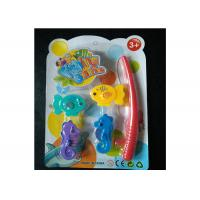 Buy cheap Kids Magnetic Fishing Game Set With Adorable Sea Horses And Fishing Rod from wholesalers