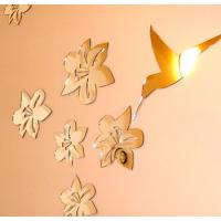 Buy cheap acrylic mirror wall decals from wholesalers