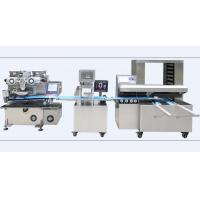 Buy cheap Encrusting Bread Making Machine , Industrial  Bread Making Equipment Computer Control from wholesalers