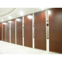 Buy cheap Sliding Door Operable Office Partition Walls Top Hanging System from wholesalers