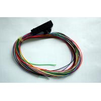 Buy cheap Indoor 6 Fiber Optic Fan Out Kit 25 inch Buffer Tubing For Field-Install Connectors from wholesalers