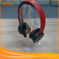 Buy cheap Bulk Purchase Display Clear Acrylic Headset Display from wholesalers