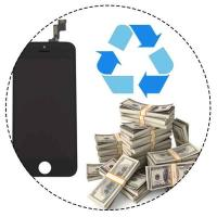 Buy cheap Samsung Note 2/3 Cracked Screen Recycle LCD Screen Smartphone / Mobile Phone Solutions from wholesalers