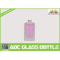 Quality Hotsale 30ml Clear Glass Essential Balm bottle with plastic screw cap for sale
