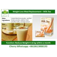 Buy cheap Low Calorie Meal Replacement Drinks / Shakes For Body Slimming SGS Certification from wholesalers