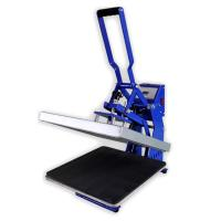 Buy cheap Best sell in USA 15*15inch Black color Semi Automatic Open Heat Press Machine, from wholesalers