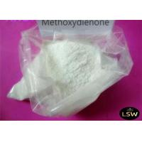 Buy cheap Methoxydienone Legal Anabolic Steroids Healthy Pharmacy Intermidiate CAS 2322-77-2 from wholesalers