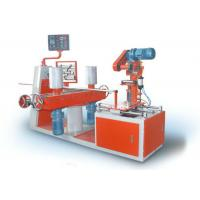 Buy cheap Diameter 30-100mm Spiral Paper Tube Winding Machine Single Round Knife Cutting from wholesalers