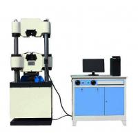 Buy cheap Vertical Electronic Hydraulic Universal Tensile Compressive Strength Testing Machines from wholesalers