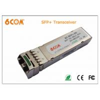 Buy cheap Hot Pluggable 10G SFP+ Transceiver LR 1310nm 10KM LC for Network product