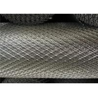 Buy cheap Galvanized Expanded Steel Diamond Mesh , 15 X 30mm Heavy Gauge Expanded Metal from wholesalers