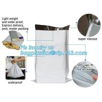Buy cheap Poly Mailer Courier Mailing Bags, Mailing Bag Polymailer courier bag, Apparel Garment Package, Shipping Decorative Poly from wholesalers