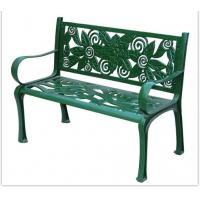Buy cheap Arabic Artis Cast Iron Table And Chairs / Cast Iron Garden Furniture from wholesalers