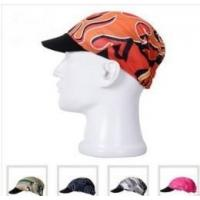 Buy cheap Printed Outdoor Hat for Rider With Ready Design as YTQ-105 from wholesalers