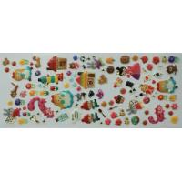 Buy cheap Colored Japan Style Epoxy Resin Sticker for Promotional Gifts from wholesalers