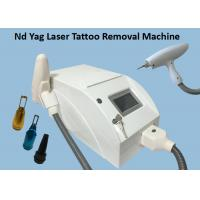 Buy cheap Portable Nd Yag Laser Tattoo Removal Machine / Birthmark Removal Machine from wholesalers
