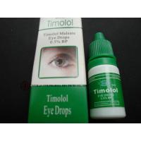 Buy cheap 0.5% Timolol Eye Drops For Open Angle Glaucoma , Ear Pain Relief Drops 2 Years Shelf Time from wholesalers