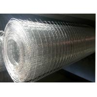 Buy cheap Electro Galvanized Welded Wire Mesh Roll / Stainless Steel Mesh For Loose Strata from wholesalers