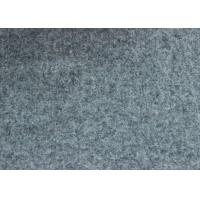 Buy cheap Nature Merino Wool Interlock Fabric  , 40 Polyster 60 Wool And Polyester Blend Fabric from wholesalers