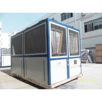 Buy cheap Beer Plate-Fin Typed Air Cooled Screw Chiller With High Efficiency Cooling Capacity from wholesalers